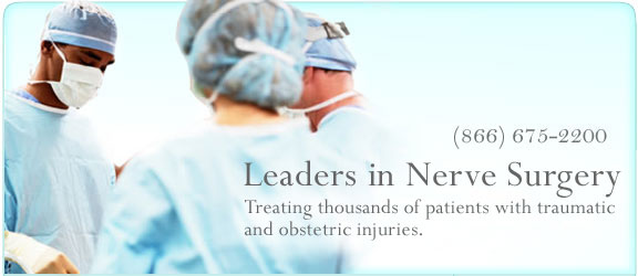 Leaders in nerve surgery, treating the largest number of patients with traumatic and obstetric injuries.